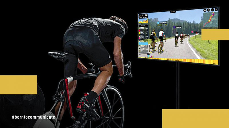 How COVID will change cycling: 9) Virtual cycling World Championships under the aegis of the UCI